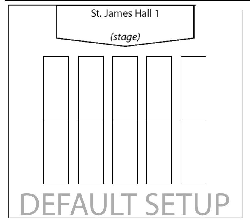 SJH 1Default Setup
