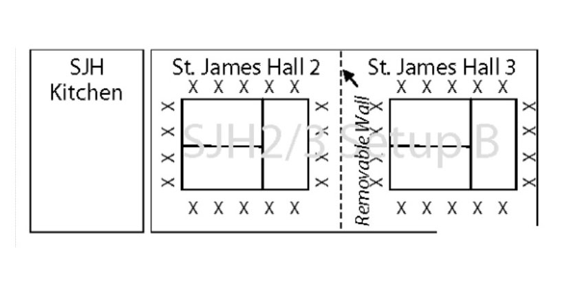 SJH 2.3 Divided Setup