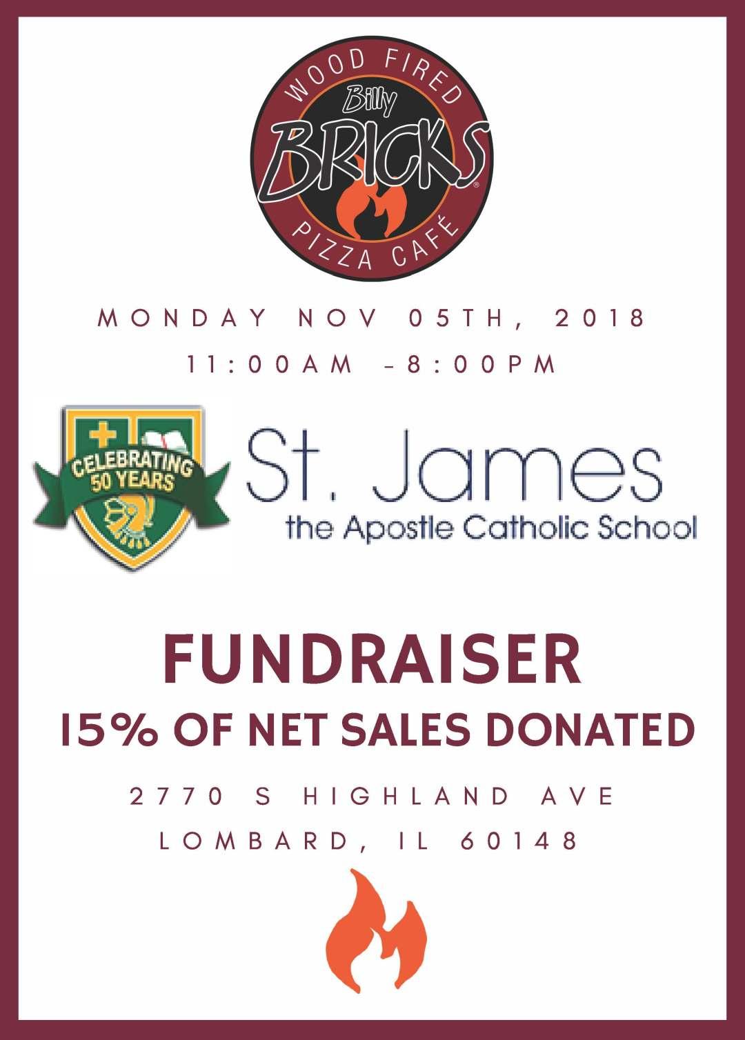 St James Fundraiser 2018